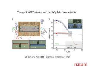 L DiCarlo  et al. Nature 000 , 1- 5  (2009) doi:10.1038/nature08121
