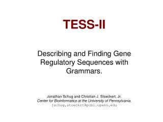 TESS-II