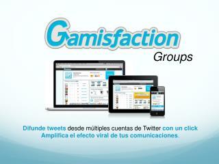 Difunde tweets  desde múltiples cuentas de Twitter  con un click