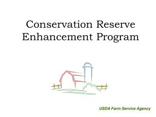 Conservation Reserve Enhancement Program