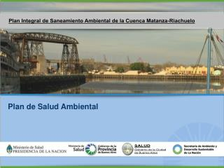 Plan de Salud Ambiental