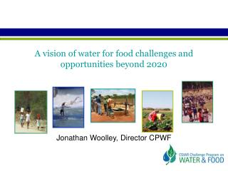 Widespread recognition of water scarcity threat, especially in agriculture …but much can be done