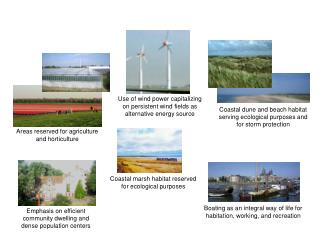 Use of wind power capitalizing on persistent wind fields as alternative energy source