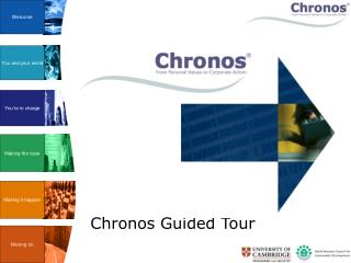 Chronos Guided Tour