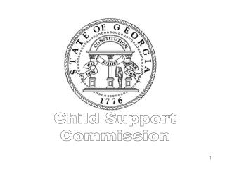 Child Support Commission