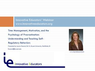 Innovative Educators' Webinar       innovativeeducators