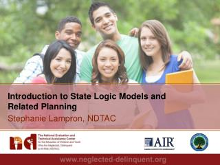 Introduction to State Logic Models and Related Planning