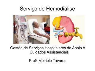 Serviço de Hemodiálise
