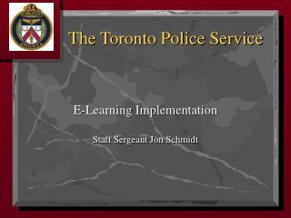 The Toronto Police Service
