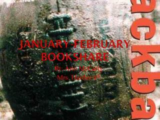 January-February Bookshare