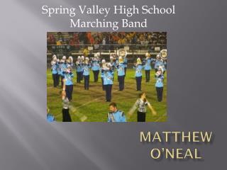 Matthew O�Neal