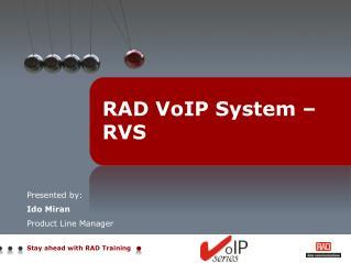 RAD VoIP System – RVS