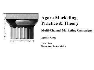 Agora Marketing, Practice & Theory