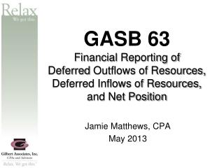 GASB 53