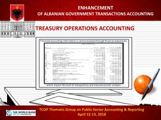The Reporting Environment  Accounts Analysis 1