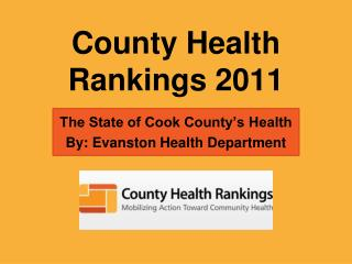 County Health Rankings 2011