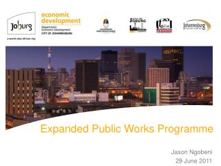 Expanded Public Works Programme