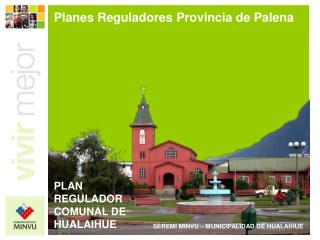 PLAN REGULADOR COMUNAL DE HUALAIHUE