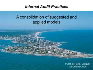 Internal Audit Practices
