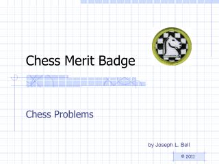 Chess Merit Badge
