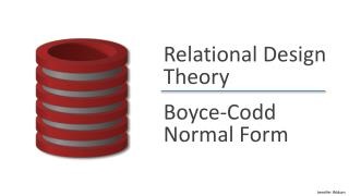 Relational Design Theory