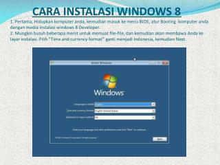 "3. Sekarang  klik pada ""Install Now"" untuk melanjutkan instalasi."