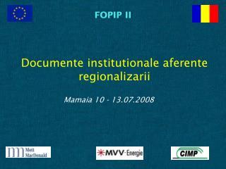 FOPIP II