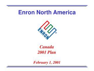 Canada 2001 Plan