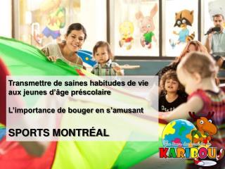 Sports Montréal