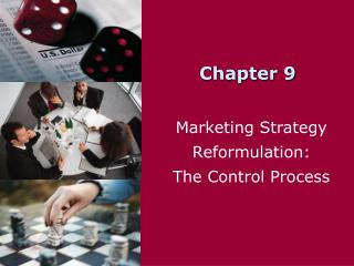 Marketing Strategy Reformulation: The Control Process