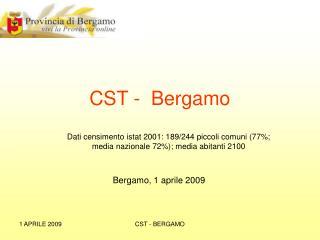 Dati censimento istat 2001: 189/244 piccoli comuni (77%; media nazionale 72%); media abitanti 2100