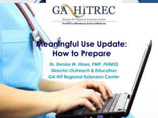 Meaningful Use Update:  How to Prepare