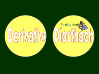 Derivative=Díorthach