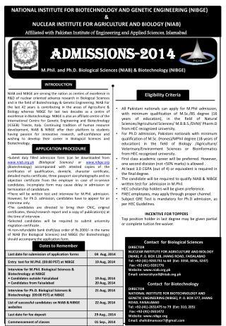 Admissions-2014