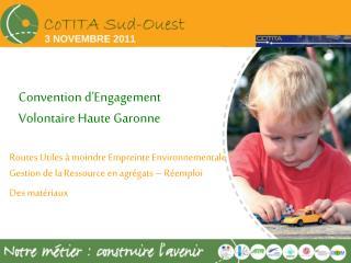 Convention d'Engagement Volontaire Haute Garonne