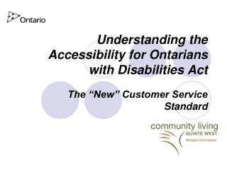 Understanding the Accessibility for Ontarians with Disabilities Act