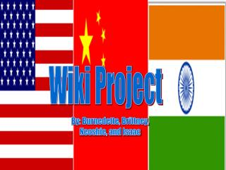 Wiki Project