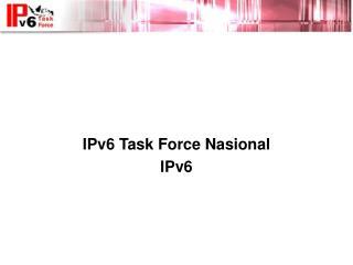 IPv6 Update