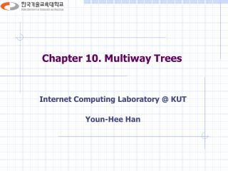 Chapter 10. Multiway Trees