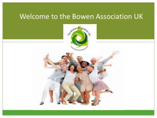Welcome to the Bowen Association UK