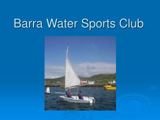Barra Water Sports Club