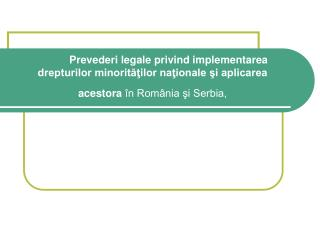 Populatia dupa etnie la ultimul recensamiant in Romania (2002)