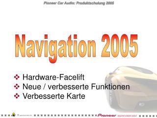Navigation 2005