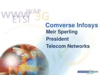 Comverse Infosys