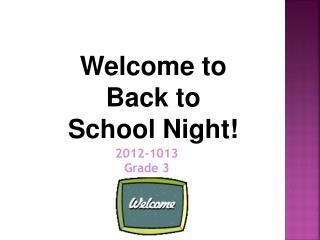 2012-1013 Grade 3