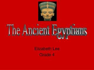 Elizabeth Lee Grade 4