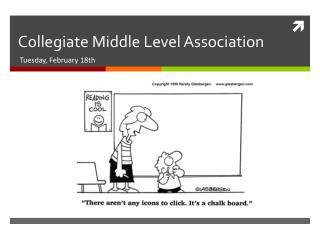 Collegiate Middle Level Association