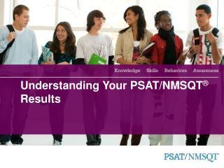 4 Major Parts of Your PSAT