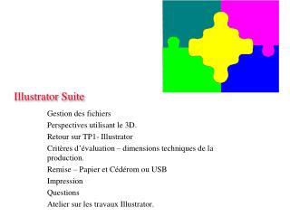 Illustrator Suite