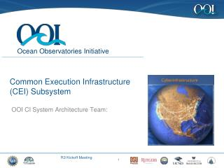 Common Execution Infrastructure (CEI) Subsystem